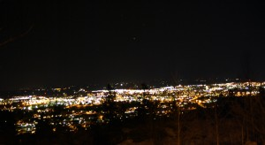 Earth hour photo 2011