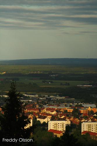 Utsikt från Billingen