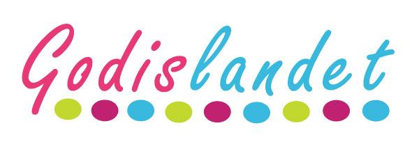 Logotyp till godisbutik