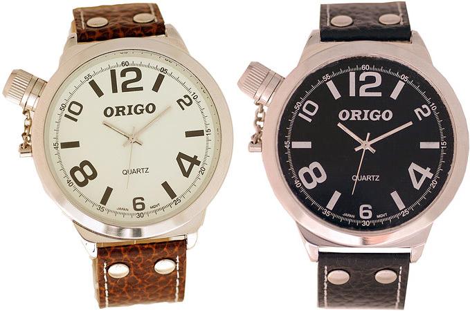 Stora klockor från Origo