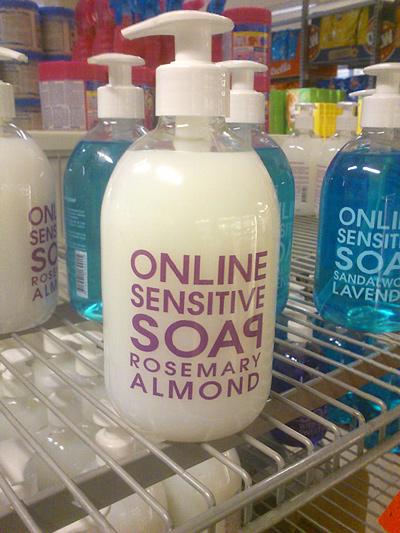 En tvål för att tvätta bort det dåliga ryktet på webben. Googlestädning med onlinetvål