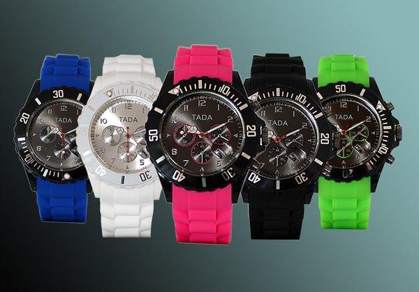 Produktfotografering av klockor