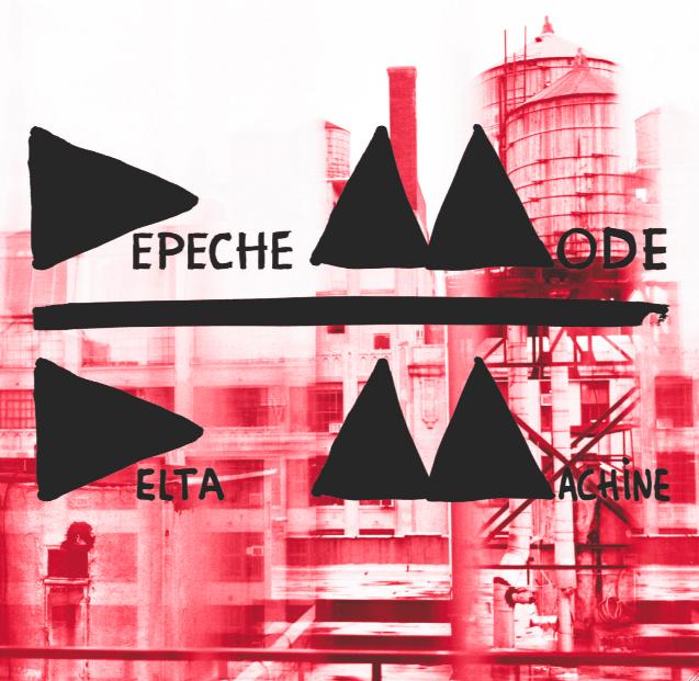Nytt album med Depeche Mode 2013 - Delta Machine