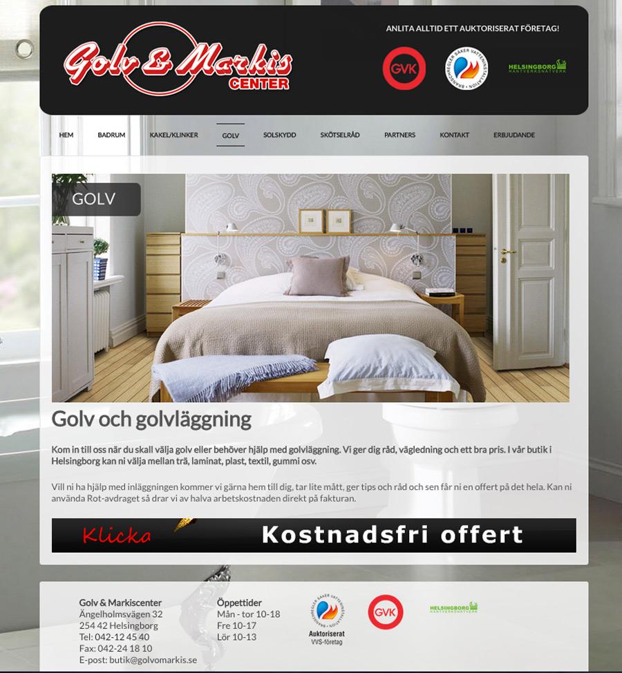 WordPress och SEO i Helsingborg