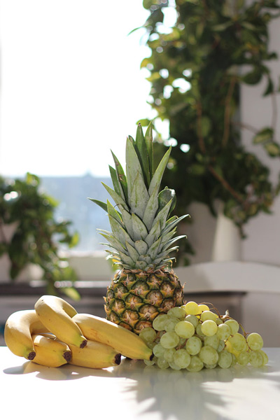 Fruktfoto - matfotografering