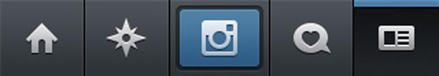 Instagram - meny