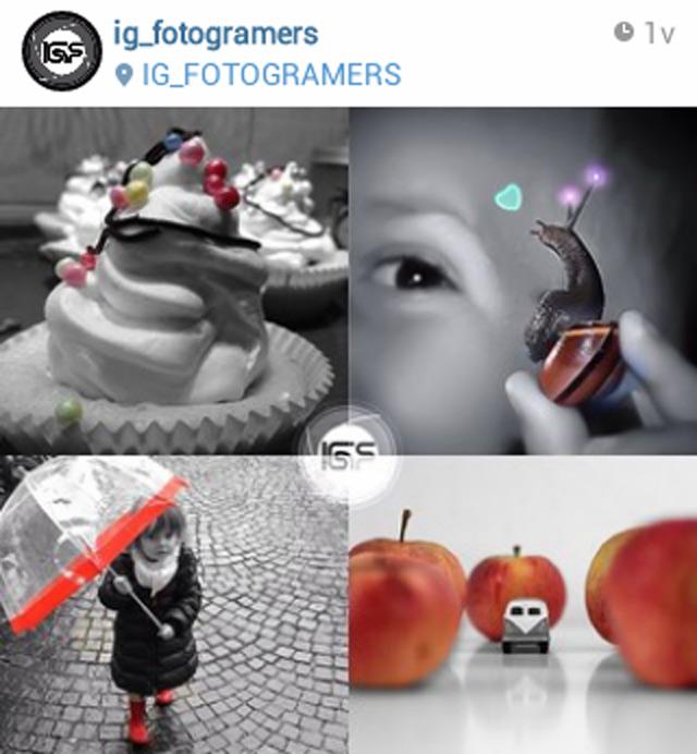 Tävling på Instagram