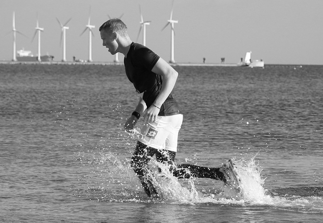 Toughest Copenhagen Water Running