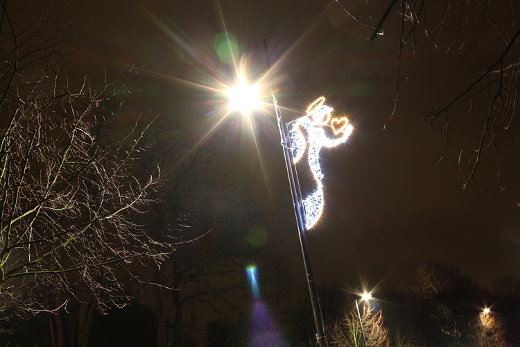 Änglar på söder - jul i Helsingborg 2014