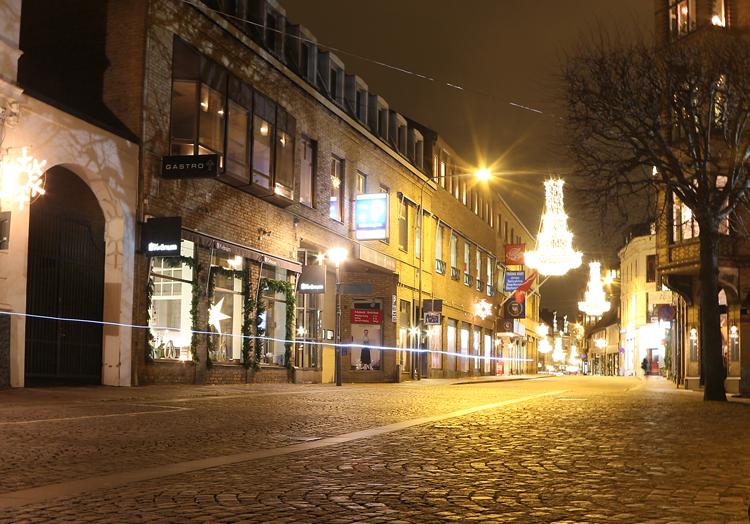 Julljus Helsingborg 2014 - Södra Storgatan