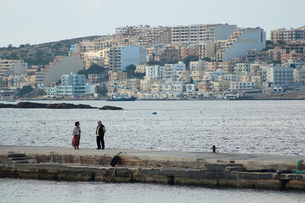 En bild från Malta