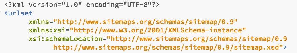 XML-sitemaps - webbplatskartor för SEO